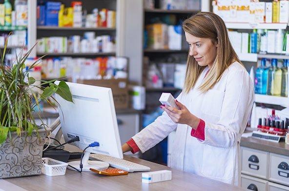 Télécabine dans les pharmacies
