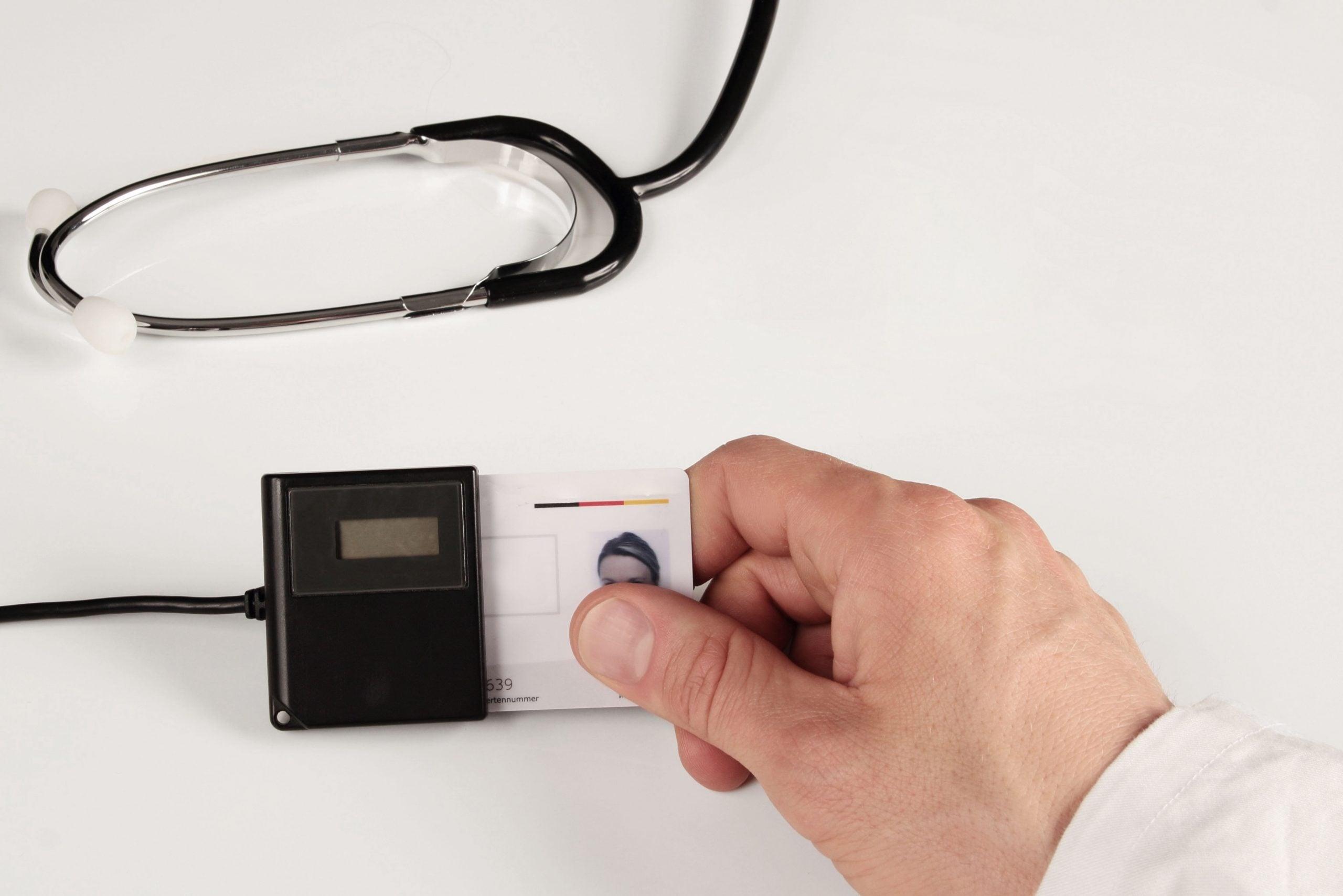 Identification professionnel de santé