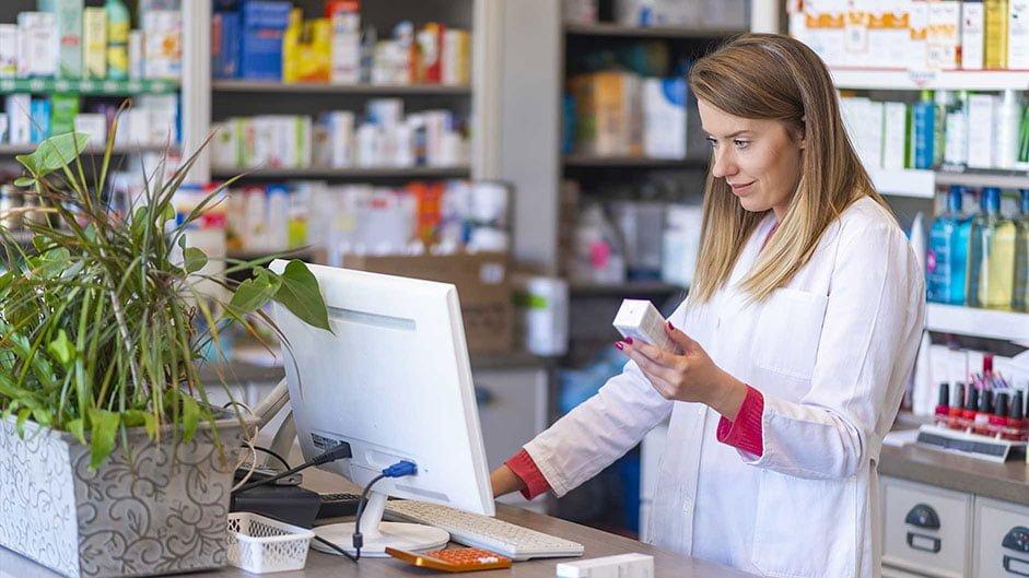 Serviços H4D em farmácias