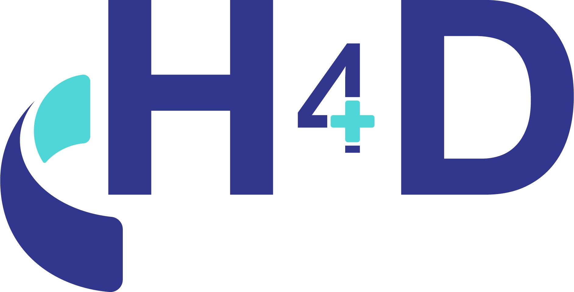Logo H4D couleur