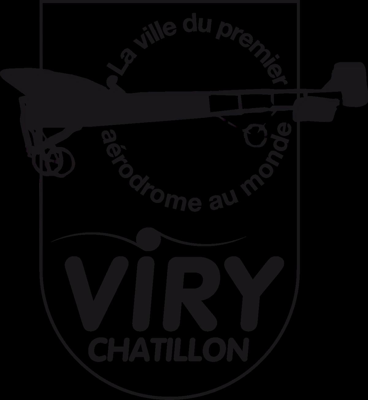 Logo Viry-Chatillon